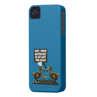 Imagen divertida Case-Mate iPhone 4 cobertura
