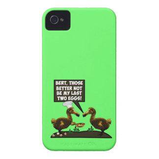 Imagen divertida iPhone 4 Case-Mate cárcasa