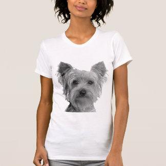 Imagen estilizada de Yorkshire Terrier Camiseta