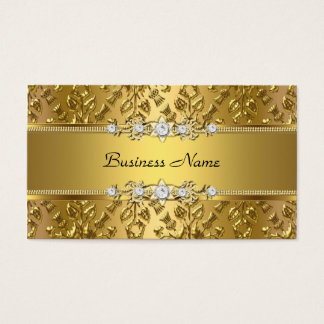 Imagen grabada en relieve damasco con clase tarjeta de negocios