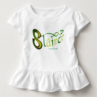 Imagen irlandesa de la frase para la camiseta del