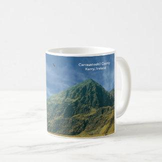 Imagen irlandesa para la taza blanca clásica