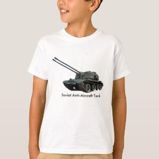 Imagen militar del tanque para la camiseta