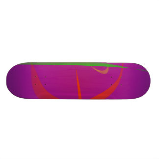 Imagen roja del extracto de la gamba patineta personalizada