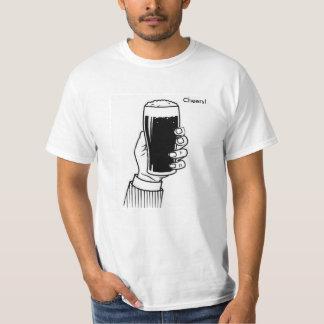 Imagen valiente de la pinta para la camiseta