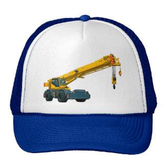 Imágenes de la grúa para el gorra del camionero