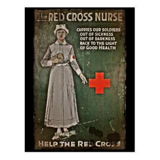 Imágenes de la obtención de fondos de la enfermera postal