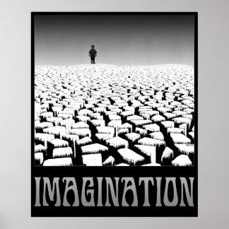 Imaginación Póster