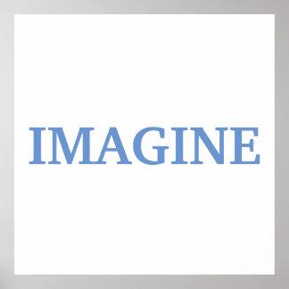 """IMAGÍNESE 24"""" x 24"""" el papel de poster del valor"""