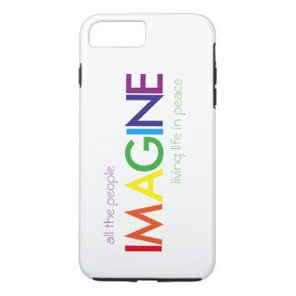 Imagínese el caso duro más del iPhone 7 Funda iPhone 7 Plus