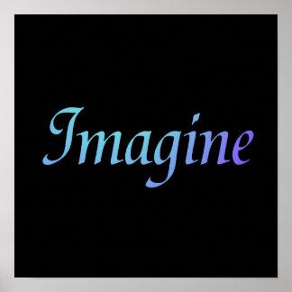 Imagínese el poster