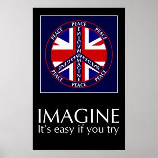 Imagínese el poster BRITÁNICO