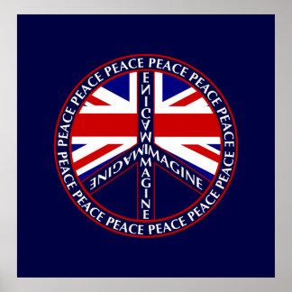 Imagínese el poster de Reino Unido 1