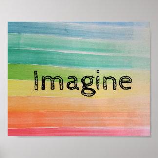 Imagínese la impresión