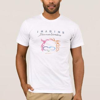 Imagínese las chorreadoras de Bernie Camiseta