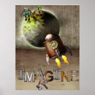 ¡Imagínese! Poster