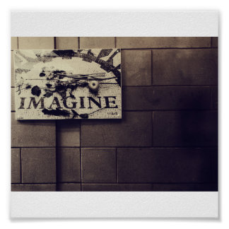 imagínese posters