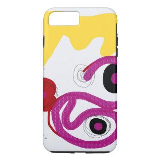 Imagínese, una necesidad tienen cubierta del funda iPhone 7 plus