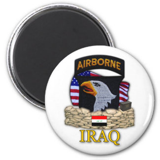 Imán 101o Veteranos de guerra de Iraq de la división