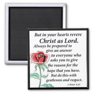 Imán 1 3:15 de Peter