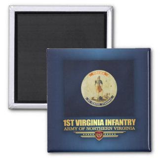 Imán 1r Infantería de Virginia (f10)