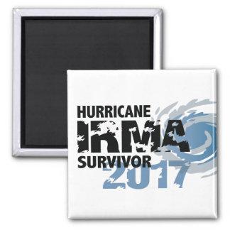 Imán 2017 de la Florida del superviviente de Irma