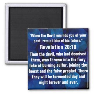 Imán 20:10 espiritual de la revelación del verso de la