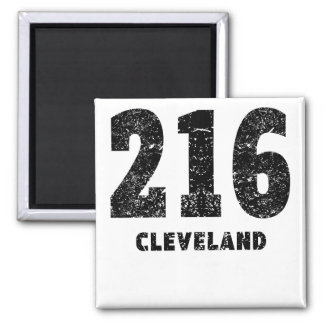Imán 216 Cleveland apenada