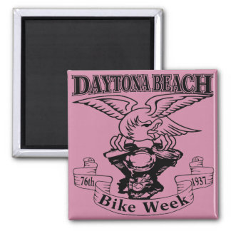 Imán 76.o Semana Eagle 1937 de la bici de Daytona Beach