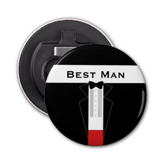 Imán adaptable del abrebotellas del mejor hombre abrebotellas redondo