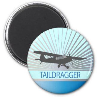 Imán Aeroplano de Taildragger