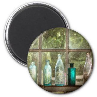 Imán Afición - botellas - está todo sobre el vidrio