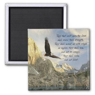 Imán Alas como 40:31 de Eagles Isaías