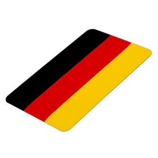 Imán alemán de la bandera