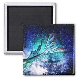 Imán Aleta de la sirena en nebulosa estrellada