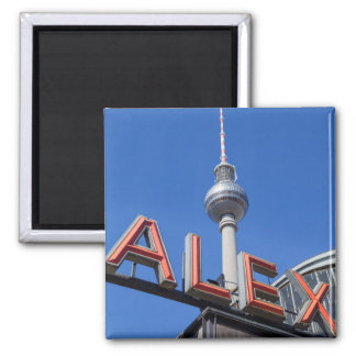 Imán Alex Berlín