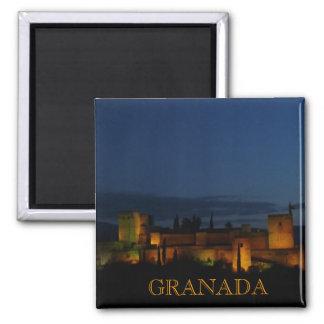 Iman, Alhambra, Granada Imán