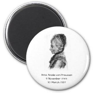 Imán Amalie von Preussen de Ana