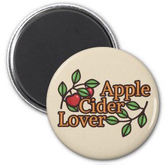 Imán Amante de la sidra de Apple
