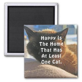 Imán Amante del gato