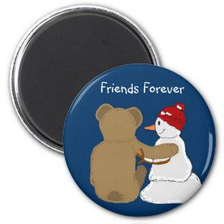 Imán Amigos para siempre