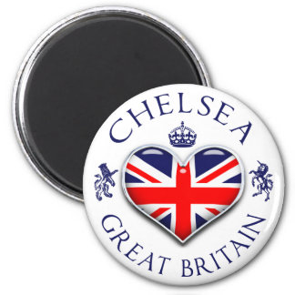 Imán Amo a Chelsea