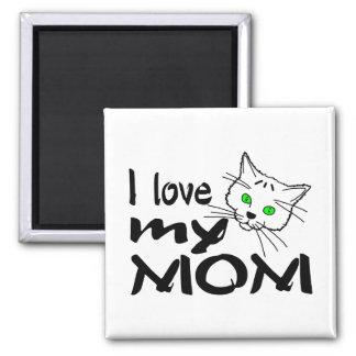 Imán Amo a mi mamá