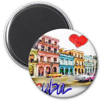Imán Amo Cuba