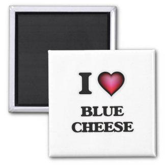 Imán Amo el queso verde