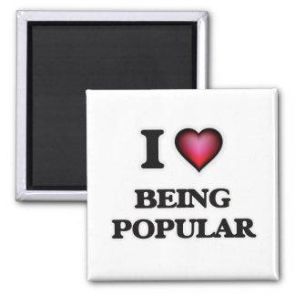Imán Amo el ser popular