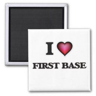 Imán Amo la primera base