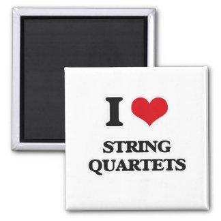 Imán Amo los cuartetos de cuerda