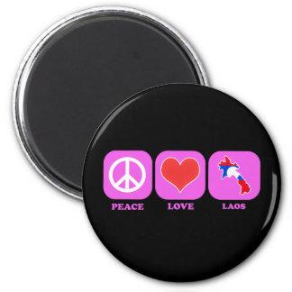 Imán Amor Laos de la paz