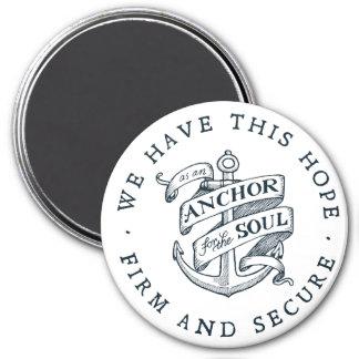 Imán Ancla para el alma - 6:19 de los hebreos